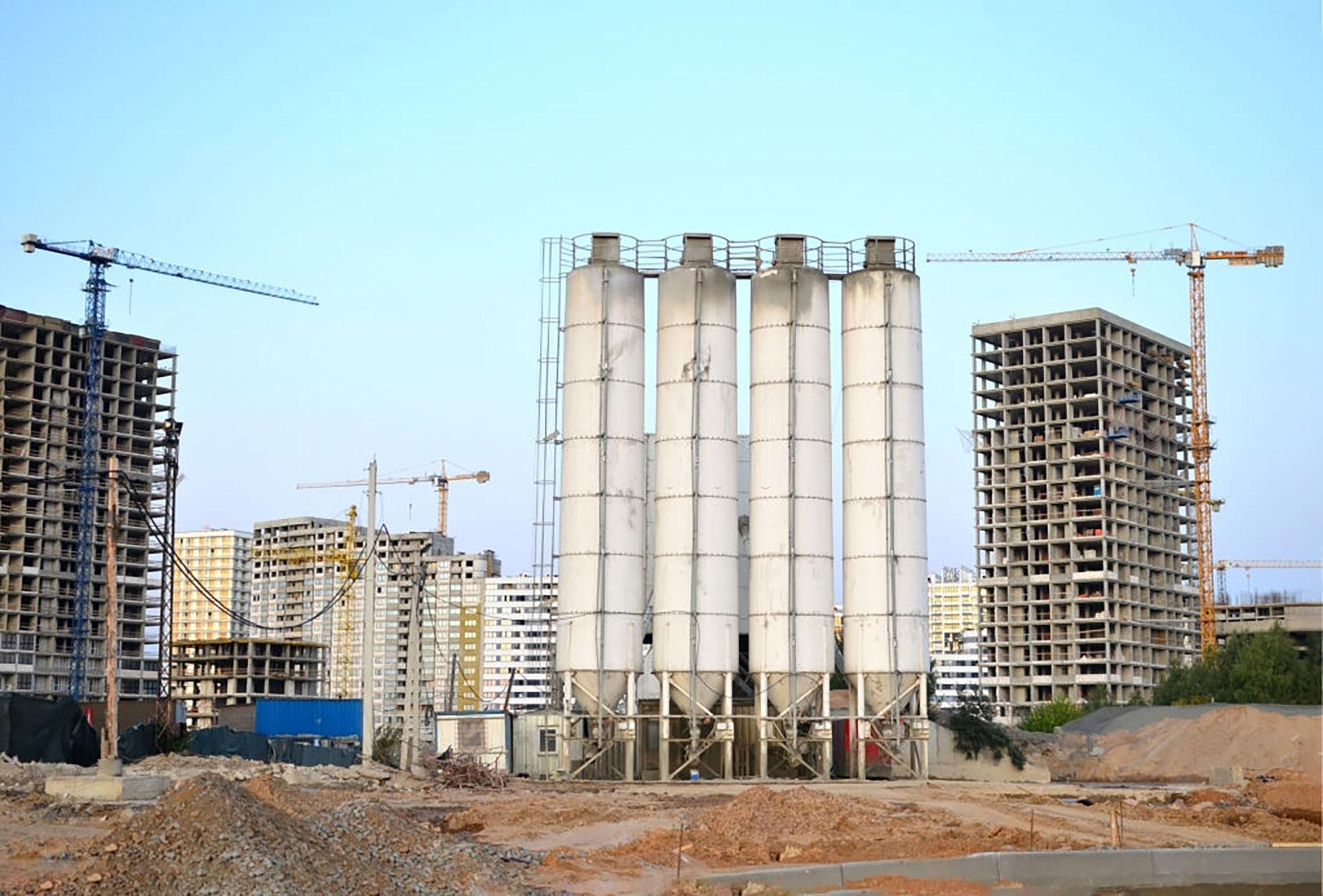 подольск бетон завод